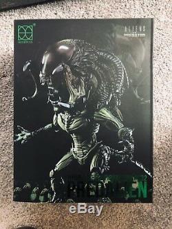 Hero Cross Aliens Vs Predator Requiem Hybrid Metal Figuration #32 Predalien
