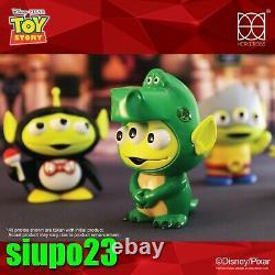 Herocross HBB #006DX Swarovski Toy Story Alien Remix 9+1 Deluxe Set Wave 2