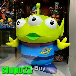Herocross HVS #024 Disney Toy Story Alien Supersize Figure