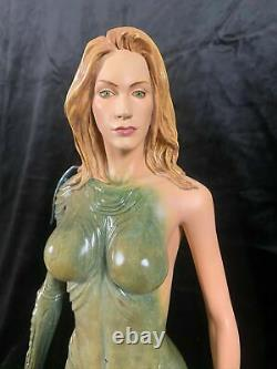 Hollywood Collectibles Group Aliens H. R Giger Gig Species Sil Statue Figure Ex