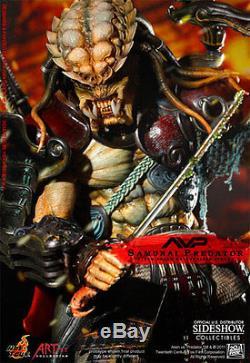 Hot Toys 1/6 Avp Alien Vs Predator Ac01 Samurai Predator 14 Action Figure
