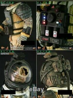 Hot Toys 1/6 Scale Alien Executive Officer Kane MMS in Original Package Box