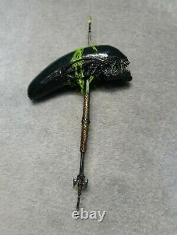 Hot Toys 1/6 Scale Ancient Predator AVP MMS 250 Spear ONLY (With Alien Head)