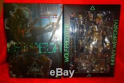 Hot Toys 16 Alien VS Predator Requiem Wolf Predator