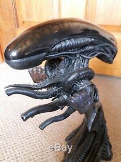 Hot Toys 2007 ALIEN'Big Chap' 1/4 scale bust HTB 05 BNIB predator sideshow