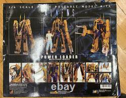 Hot Toys 2007 Aliens Ripley Power Loader Weaver MMS39 1/6 Model Figure Sideshow