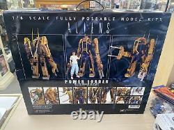 Hot Toys 2007 Aliens Ripley Power Loader Weaver MMS39 1/6 Model Figure US Seller