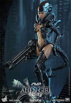 Hot Toys ALIEN GIRL 12 Action Figure 1/6 Scale HAS002 AVP vs Predator Angel