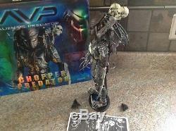 Hot Toys AVP Alien VS Predator Chopper Predator MMS15 (US Seller)