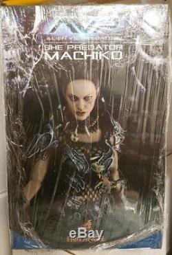 Hot Toys AVP Alien vs Predator She Predator Machiko
