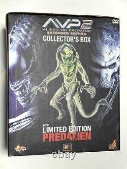 Hot Toys Alien Vs Predator Predalien Prederian Damage Ver Unasynthesed Current