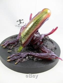Hot Toys Alien vs. Predator SAMURAI PREDATOR Figure 1/6th Scale DIORAMA BASE