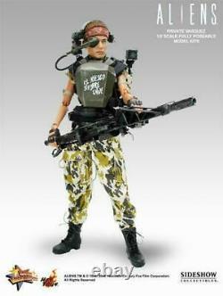 Hot Toys Aliens Colonial Marines Private Vasquez MMS05 Figure 16 NIB