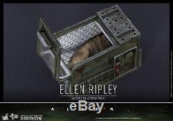 Hot Toys Aliens Ellen Ripley 1/6 Scale Figure Sigourney Weaver New Sideshow