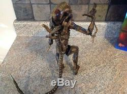 Hot Toys Aliens MMS38 Alien Warrior Brown Repaint Edition 16 Scale