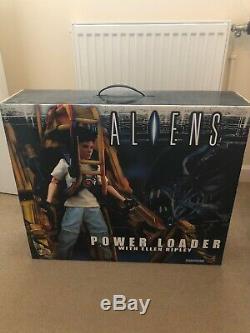 Hot Toys Aliens Power Loader With Ellen Ripley BNIB