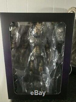 Hot Toys AvP Celtic Predator 2.0 Alien Vs Movie Masterpiece Figure