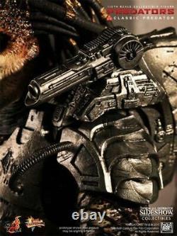 Hot Toys Classic Predator Predators 1/6 12 Inches Sideshow Alien Statue