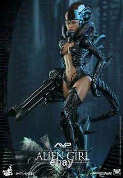 Hot Toys HAS002 1/6 AVP Predator Alien Girl Action Figure Model Toy Collectible