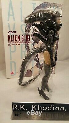 Hot Toys HAS002 Angel girl Alien Predator AVP 1/6 scale 12 action Figure only