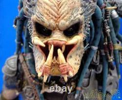 Hot Toys MMS 233 Alien vs. Predator Predators 2 AVP Elder Predator 14 inch DHL