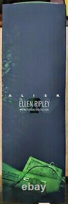 Hot Toys MMS 366 Alien 1979 Ellen Ripley 1/6 Sixth Scale Figure RARE SIGOURNEY