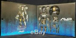Hot Toys #MMS15 1/6 ALIEN vs PREDATOR AVP CHOPPER PREDATOR Figure