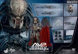 Hot Toys MMS325 Alien Vs Predator Elder Predator 16 35 cm Versione Ufficiale