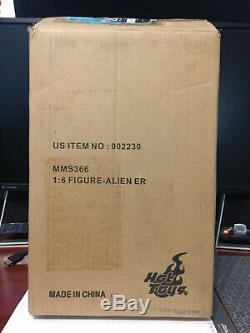 Hot Toys MMS366 Alien ELLEN RIPLEY free USPS Priority shipping
