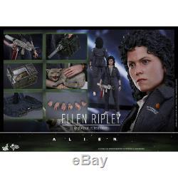 Hot Toys Marvel Mms366 Alien Ellen Ripley 1/6 Scale Figure