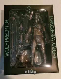 Hot Toys Mms443 16 Scale Alien Vs Predator Requiem Wolf Predator Avpr Figure