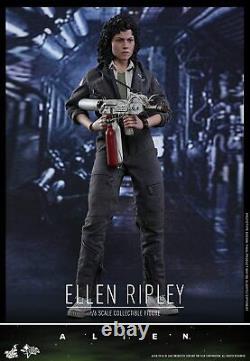 Hot Toys Movie Masterpiece ALIEN ELLEN RIPLEY Sigourney Weaver 1/6 Action Figure