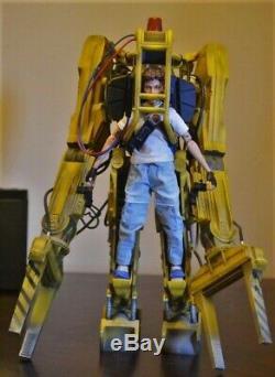 Hot Toys Power Loader & Ellen Ripley MIB Aliens MMS39 Rare 1/6 Figure Model Kit