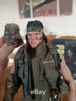 Hot Toys Predator Billy Dutch Alien Jungle 1/6 Custom