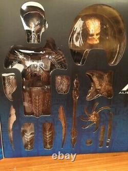 Hot Toys Sideshow Celtic Predator AVP vs Alien Figure Movie Masterpiece MMS09
