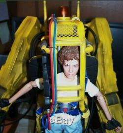 Hot toys Mms39 POWER LIFTER RIPLEY ALIEN SUPER RARE