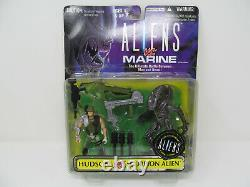 Hudson vs. Scorpion Alien Kenner 1996 vintage sealed Aliens Marines figures