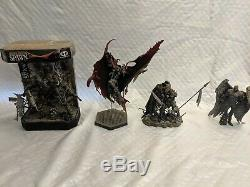 Huge Mcfarlane figure lot, Spawn, Alien, Monsters, Help me get rid of these