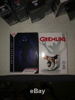 Huge Neca Horror Lot Of 10 (It, Gremlins, Friday The 13th, Alien, Childs Play)