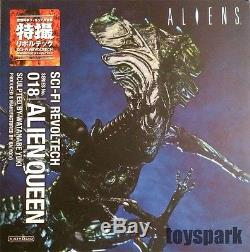 JAPAN KAIYODO REVOLTECH SCI-FI sf #018 ALIEN QUEEN action figure aliens 2 1986
