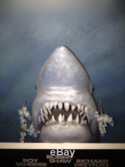 Jaws 3D movie poster McFarlane RARE Alien Predator Nightmare on Elm Street NECA