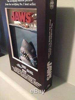 Jaws 3D movie poster McFarlane Toys RARE Alien Walking Dead Friday the 13th