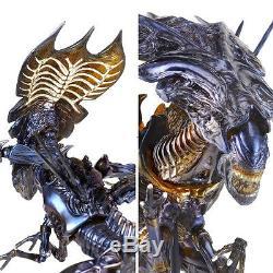 Kaiyodo Revoltech No. 018 Alien Queen Action Figure Japan New