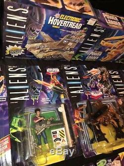 Kenner Aliens & Predator Lot MISB/NIB READ DESCRIPTION