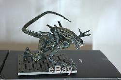 Kotobukiya Artfx+Statues Alien Big Chap Aliens Warrior Drone Alien 3 Dog Set
