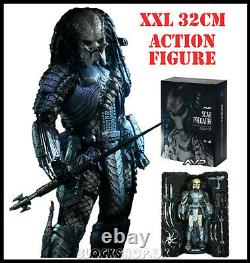 LIMITED STOCK XXL SCAR PREDATOR 32cm ALIENS AVP Action Figure fits neca