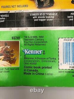 LOT of 5 Kenner Alien FiguresQueen Face Hugger Mantis Rhino Killer Crab Gorilla