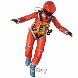 MAFEX SPACE SUIT ORANGE Ver. 2001 A Space Odyssey Action Figure from Japan
