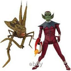 MARVEL COMICS SELECT Alien Legends SKRULL & BROOD 6 toy action figure toy set