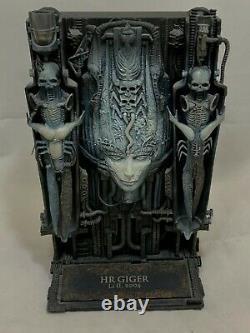 MCFARLANE Spawn Toys H. R. Giger Li II 3D Deluxe Sculpture Ridley Scott ALIEN'04